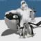 Παίξε το παιχνίδι Yeti Sports - Orca Slap