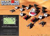 Παίξε το παιχνίδι Warzone Tower Defense